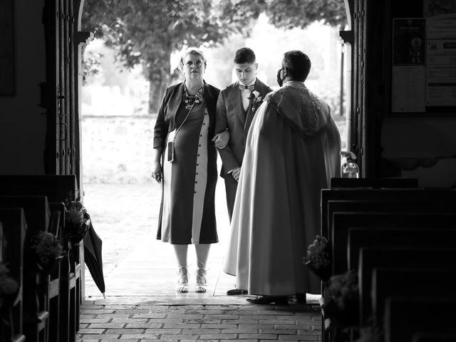 Le mariage de Kâan et Mathilde à Montigny-le-Bretonneux, Yvelines 30
