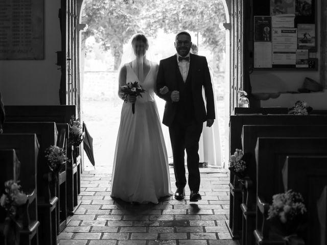Le mariage de Kâan et Mathilde à Montigny-le-Bretonneux, Yvelines 32