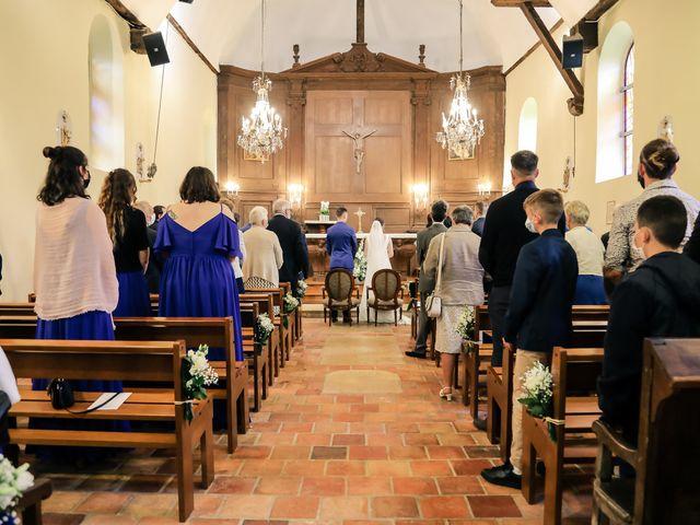 Le mariage de Kâan et Mathilde à Montigny-le-Bretonneux, Yvelines 37