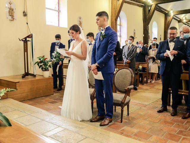 Le mariage de Kâan et Mathilde à Montigny-le-Bretonneux, Yvelines 39