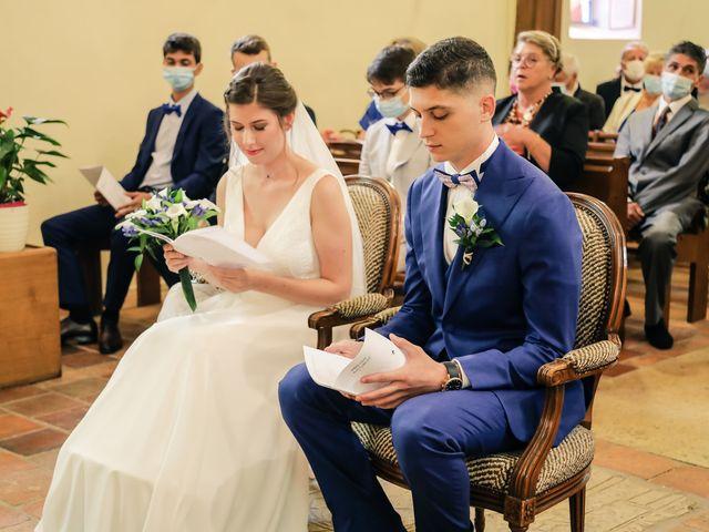 Le mariage de Kâan et Mathilde à Montigny-le-Bretonneux, Yvelines 46
