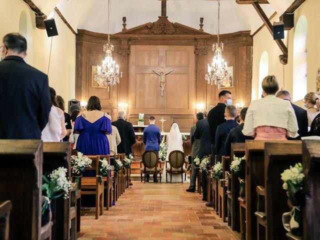 Le mariage de Kâan et Mathilde à Montigny-le-Bretonneux, Yvelines 48