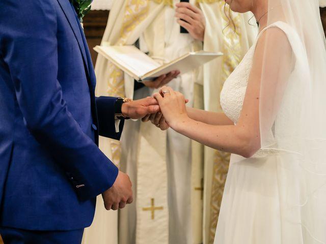 Le mariage de Kâan et Mathilde à Montigny-le-Bretonneux, Yvelines 59