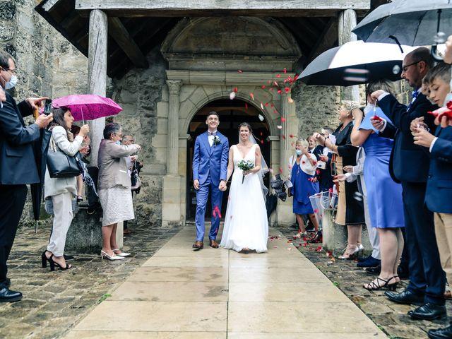 Le mariage de Kâan et Mathilde à Montigny-le-Bretonneux, Yvelines 71