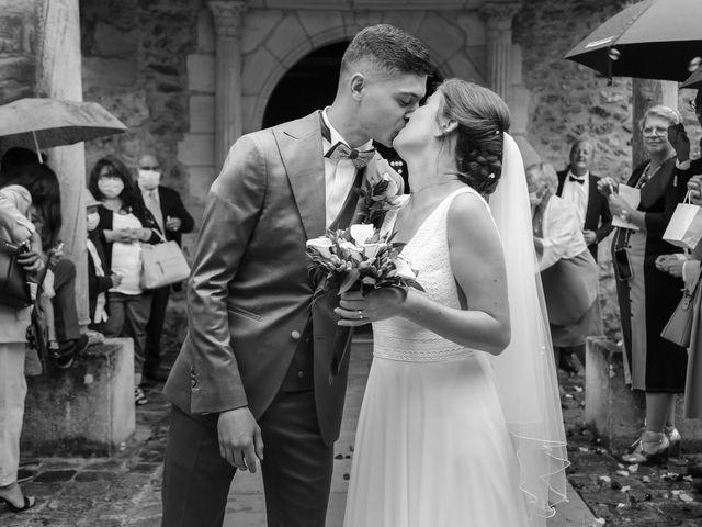 Le mariage de Kâan et Mathilde à Montigny-le-Bretonneux, Yvelines 74
