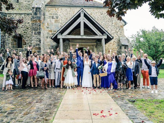 Le mariage de Kâan et Mathilde à Montigny-le-Bretonneux, Yvelines 75