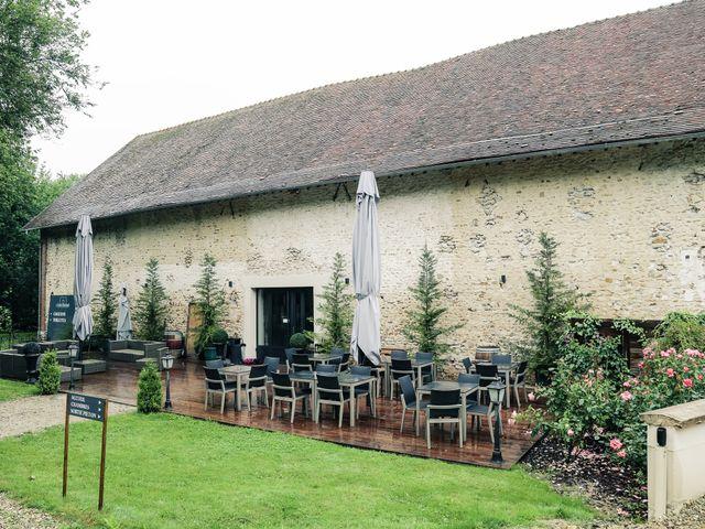 Le mariage de Kâan et Mathilde à Montigny-le-Bretonneux, Yvelines 76