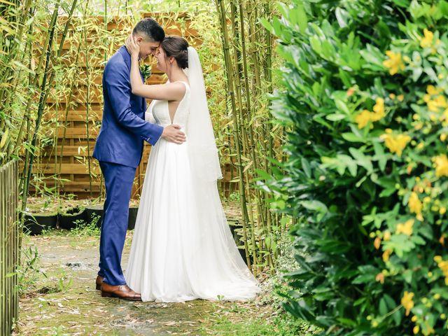 Le mariage de Kâan et Mathilde à Montigny-le-Bretonneux, Yvelines 81