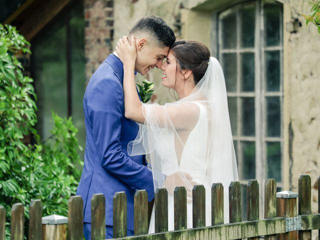 Le mariage de Kâan et Mathilde à Montigny-le-Bretonneux, Yvelines 87