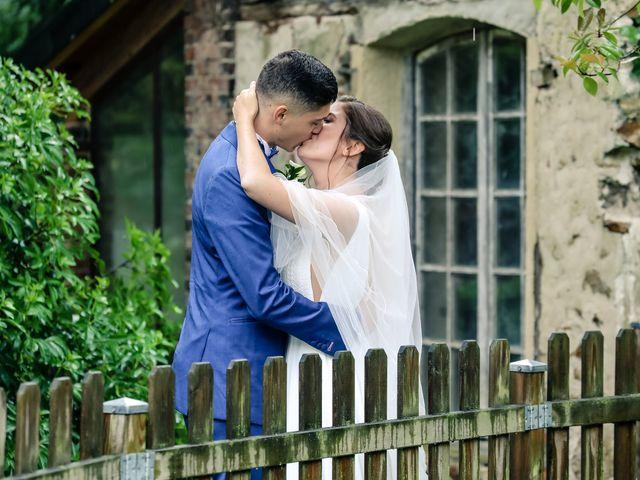Le mariage de Kâan et Mathilde à Montigny-le-Bretonneux, Yvelines 88