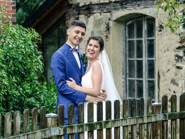Le mariage de Kâan et Mathilde à Montigny-le-Bretonneux, Yvelines 89