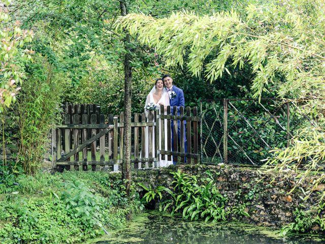 Le mariage de Kâan et Mathilde à Montigny-le-Bretonneux, Yvelines 90