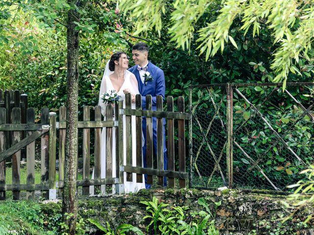 Le mariage de Kâan et Mathilde à Montigny-le-Bretonneux, Yvelines 91
