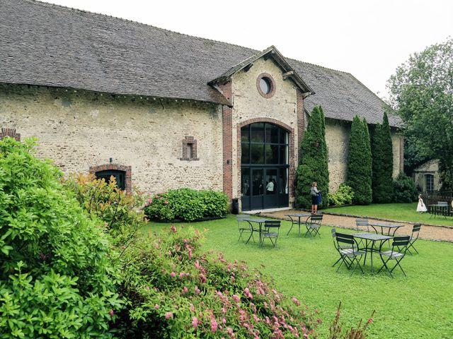 Le mariage de Kâan et Mathilde à Montigny-le-Bretonneux, Yvelines 93