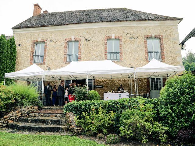 Le mariage de Kâan et Mathilde à Montigny-le-Bretonneux, Yvelines 98