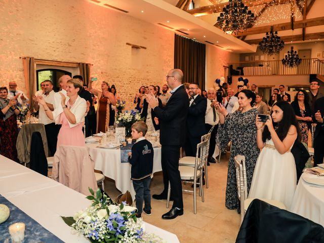 Le mariage de Kâan et Mathilde à Montigny-le-Bretonneux, Yvelines 119