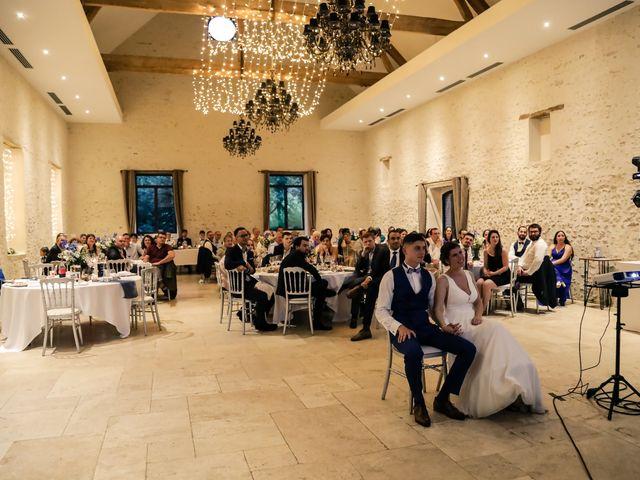 Le mariage de Kâan et Mathilde à Montigny-le-Bretonneux, Yvelines 131