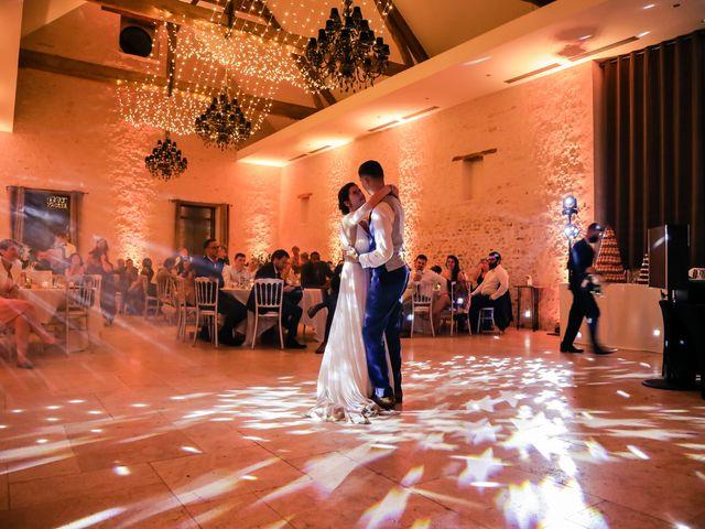 Le mariage de Kâan et Mathilde à Montigny-le-Bretonneux, Yvelines 143