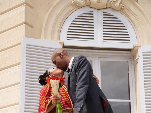 Le mariage de Simone et Pascal