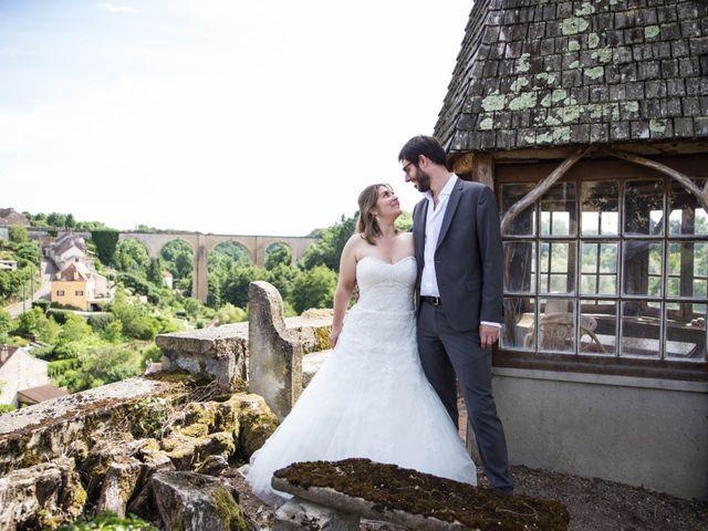 Le mariage de Emmanuelle et Julien