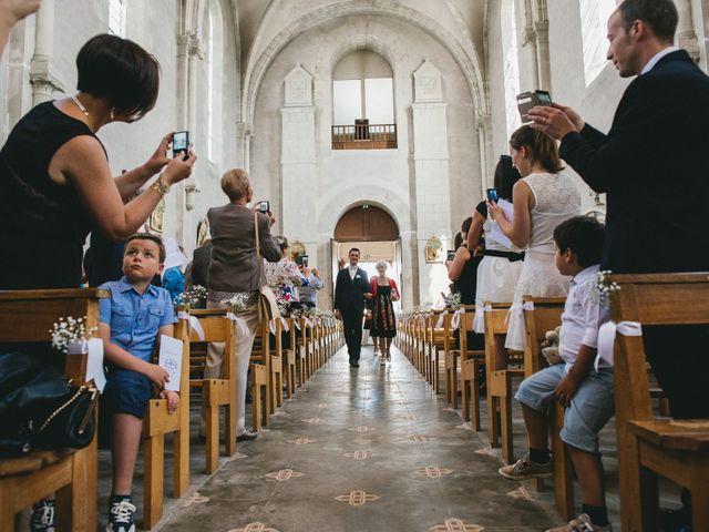 Le mariage de Vincent et Solen à La Chapelle-sur-Erdre, Loire Atlantique 14