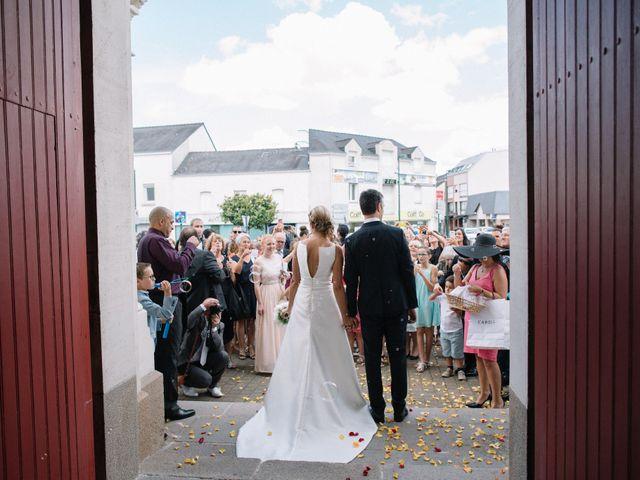 Le mariage de Vincent et Solen à La Chapelle-sur-Erdre, Loire Atlantique 19