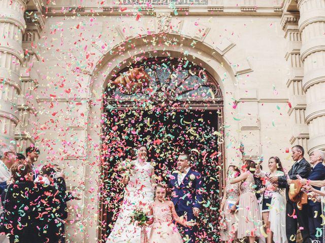 Le mariage de Adeline et Vincent