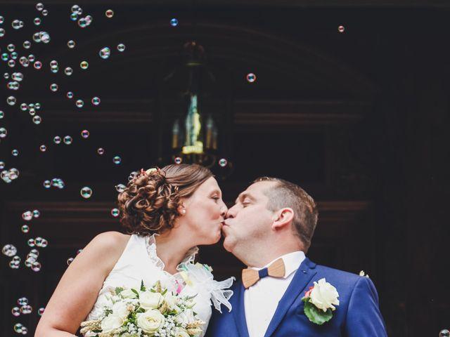 Le mariage de Vincent et Adeline à Belleuse, Somme 6