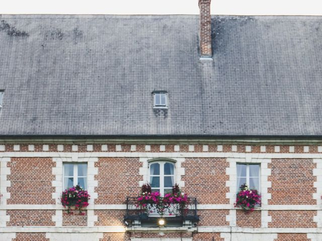 Le mariage de Vincent et Adeline à Belleuse, Somme 7