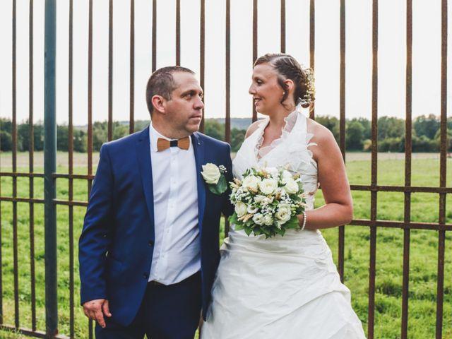 Le mariage de Vincent et Adeline à Belleuse, Somme 9