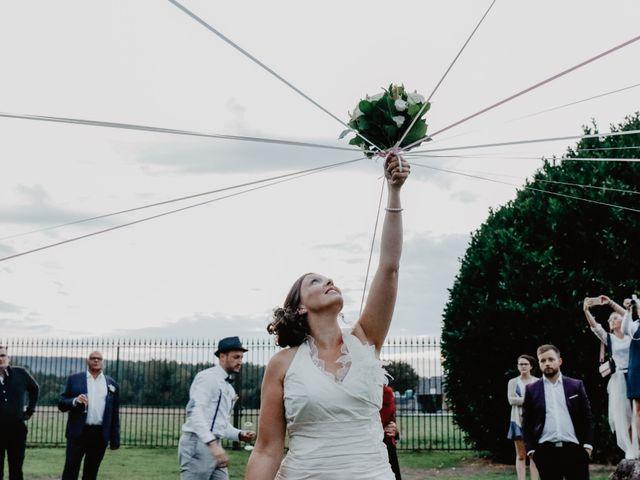 Le mariage de Vincent et Adeline à Belleuse, Somme 11