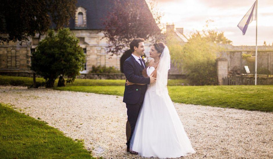 Le mariage de François et Chloé à Ouistreham, Calvados