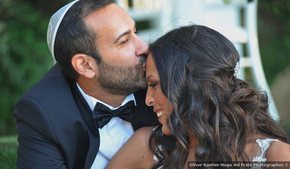 Le mariage de Jonathan et Kim à Le Coudray-Montceaux, Essonne