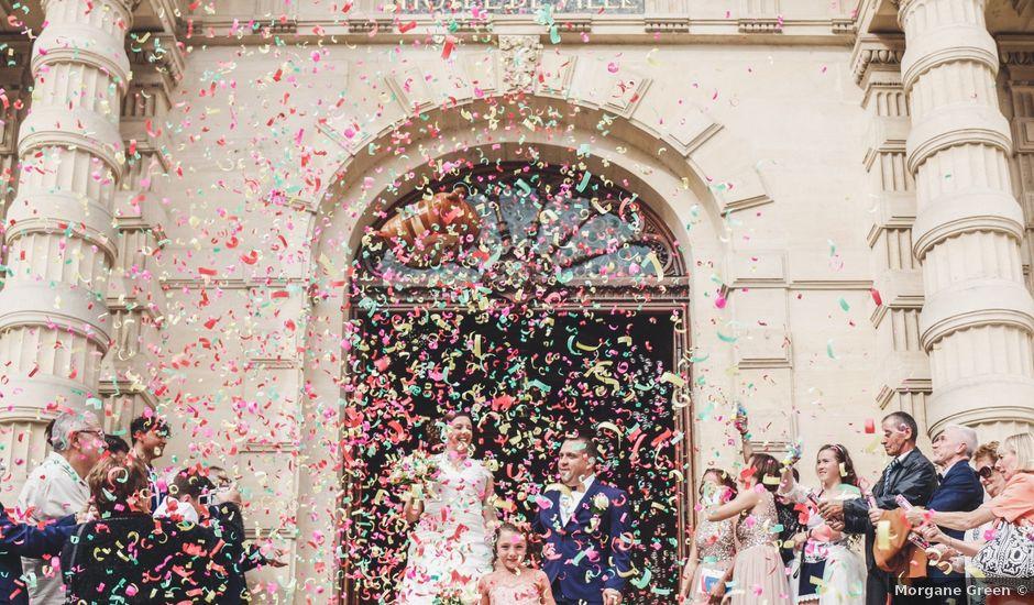 Le mariage de Vincent et Adeline à Belleuse, Somme