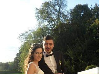 Le mariage de Anne-Sophie  et Arnaud  1