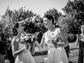 Le mariage de Mélanie et Vanessa