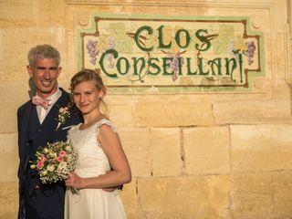 Le mariage de Clotilde et Xavier