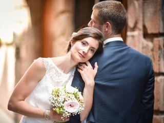 Le mariage de Anne et Vincent 1