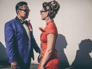 Le mariage de Elodie et Pang Thai