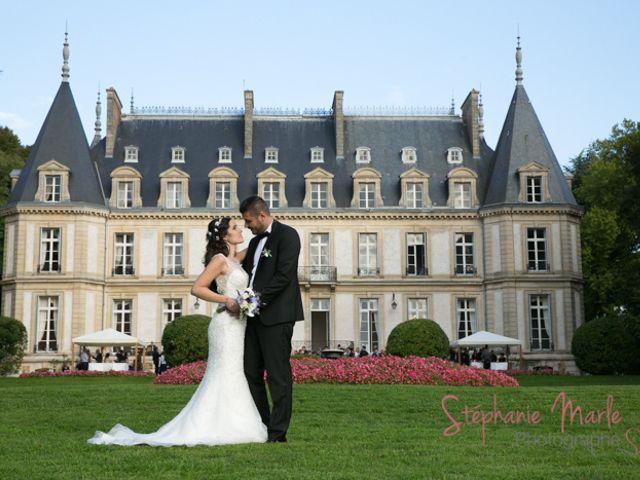 Le mariage de Arnaud  et Anne-Sophie  à Santeny, Val-de-Marne 6