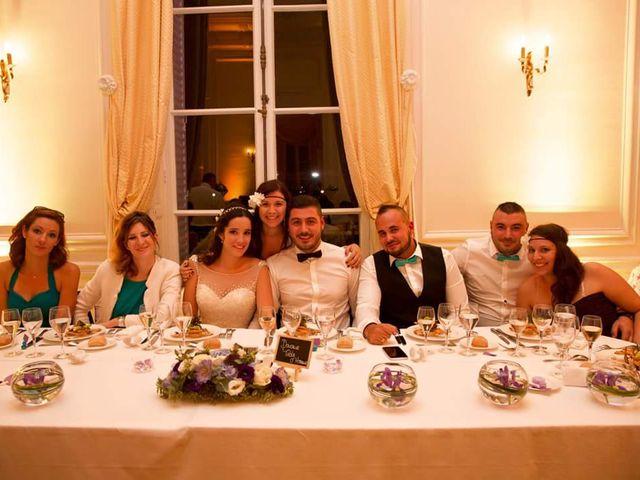 Le mariage de Arnaud  et Anne-Sophie  à Santeny, Val-de-Marne 9