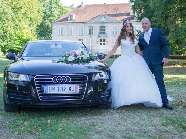 Le mariage de Eva et Franck à Saint-Dizier, Haute-Marne 1