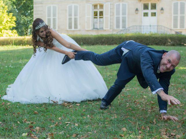 Le mariage de Eva et Franck à Saint-Dizier, Haute-Marne 12