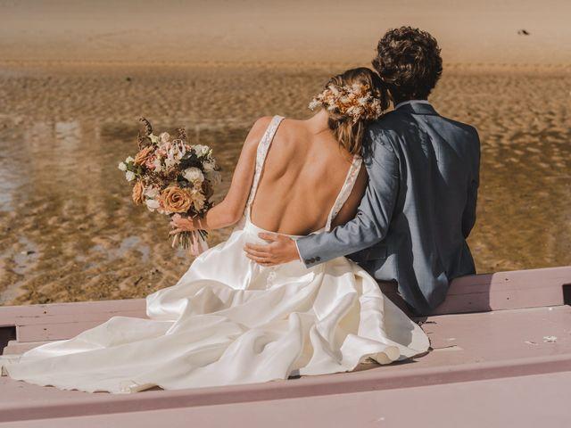 Le mariage de Vincent et Manon à Lège-Cap-Ferret, Gironde 2