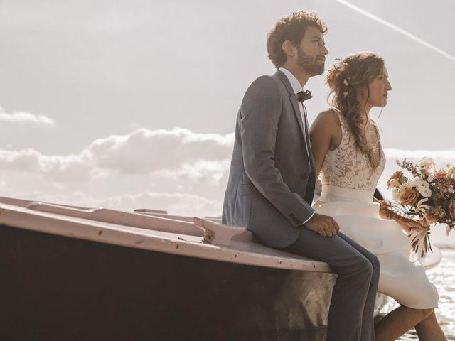 Le mariage de Vincent et Manon à Lège-Cap-Ferret, Gironde 3