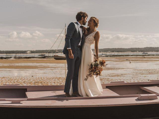 Le mariage de Vincent et Manon à Lège-Cap-Ferret, Gironde 4