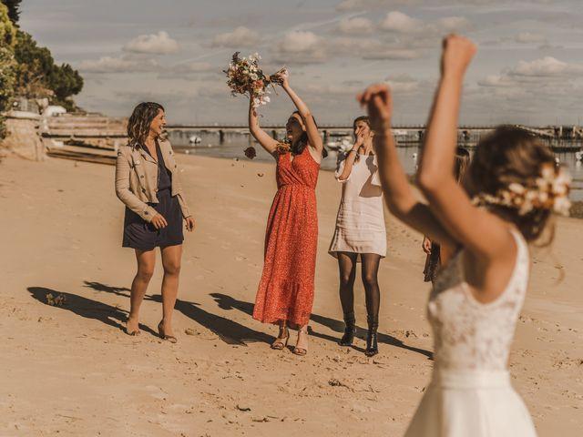 Le mariage de Vincent et Manon à Lège-Cap-Ferret, Gironde 9