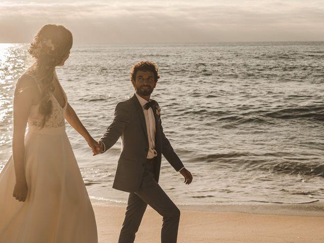 Le mariage de Vincent et Manon à Lège-Cap-Ferret, Gironde 13