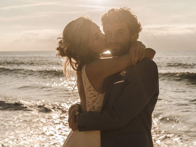 Le mariage de Vincent et Manon à Lège-Cap-Ferret, Gironde 16