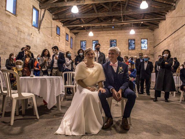 Le mariage de Xavier et Clotilde à Cubzac-les-Ponts, Gironde 21